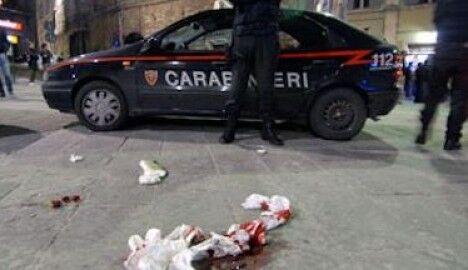 Casoria, violenza in strada: uomo accoltellato durante una lite