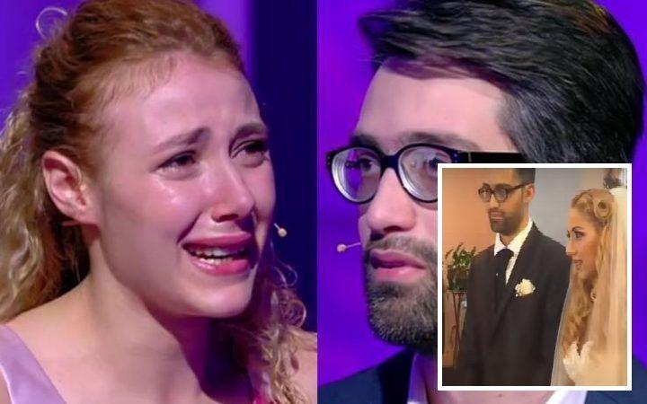 """Somma Vesuviana, Anna e Francesco di """"C'è Posta per Te"""" sposi in chiesa"""