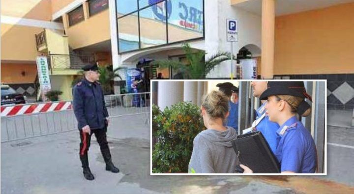 Trentola, ruba al Jambo portafoglio da 350 euro a commessa giuglianese: arrestata 44enne