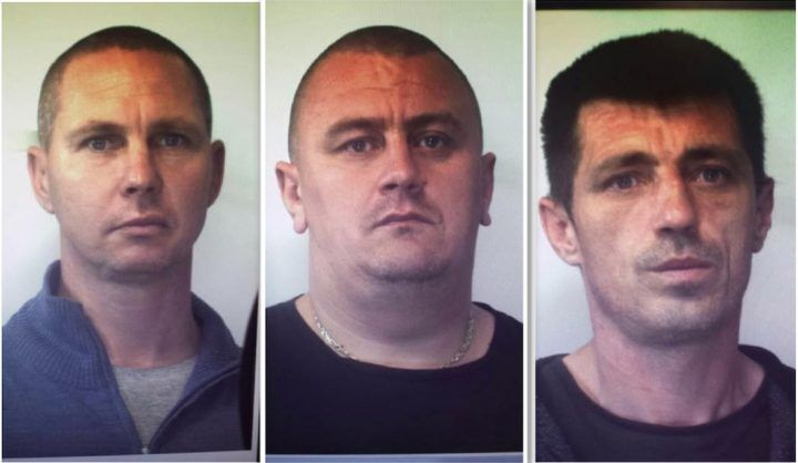 Marcianise, arriva la mala dell'Est: arrestati tre estorsori