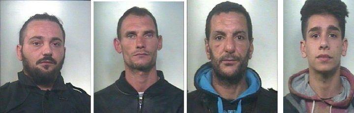 Orta di Atella, blitz contro lo spaccio di droga: 4 arresti. I nomi