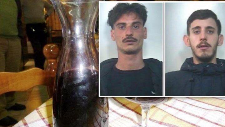 Tora e Piccilli, provano a rubare due bottiglie di vino. In manette coppia di rapinatori
