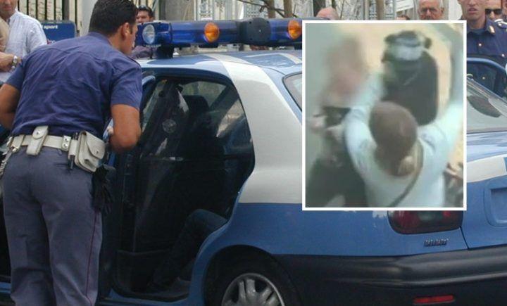 Napoli, tenta la rapina a 2 sorelle ma finisce in ospedale: arrestato