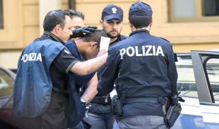 Giugliano, i poliziotti arrestano 35enne per rapina ed evasione