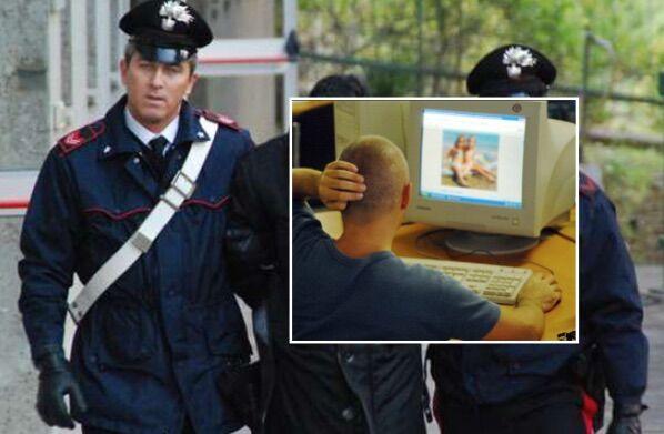 Napoli, adescava minorenni via social network: arrestato 21enne