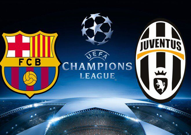 Barcellona – Juventus dove vederla in
