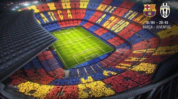 Barcellona – Juventus diretta streaming gratis