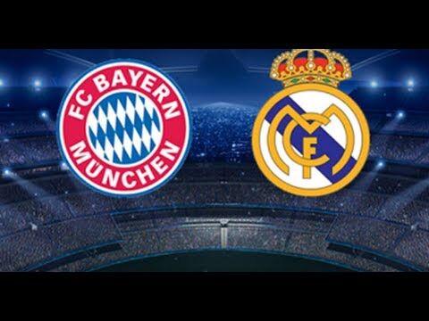 Bayern Monaco – Real Madrid in diretta tv e in streaming live gratis