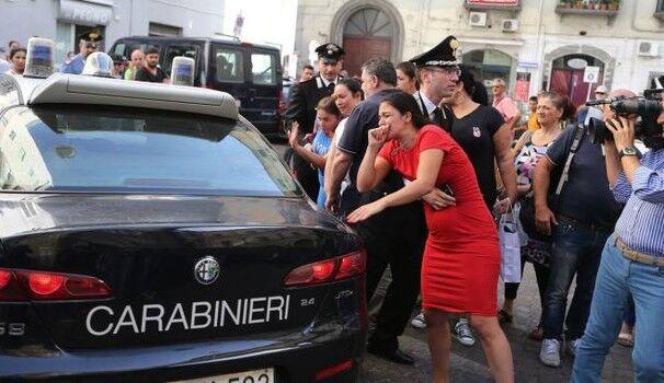 Acerra, arrestata la sorella del boss Lombardi