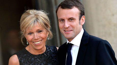 Brigitte Trogneux: età, figli, info wiki, storia della moglie di Macron