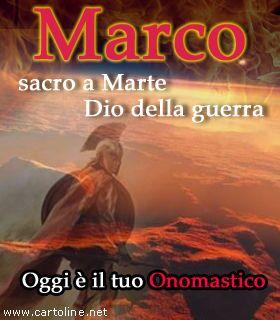San Marco Onomastico Auguri Frasi Immagini Teleclubitalia