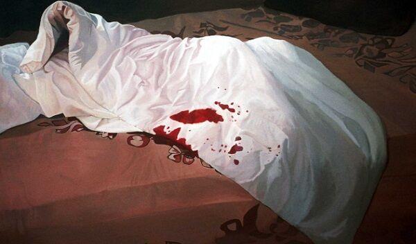 Sala Coinsilina, entra nella stanza da letto e colpisce il marito con l'ascia: è grave