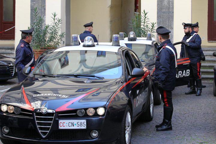 Arresti dei carabinieri tra Marano e Giugliano. NOMI