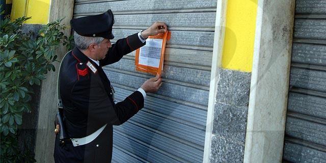 Qualiano, i carabinieri chiudono famoso bar: è covo di pregiudicati e camorristi