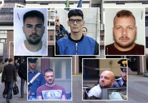 Clan Lo Russo, arrivano le condanne: 245 anni di carcere