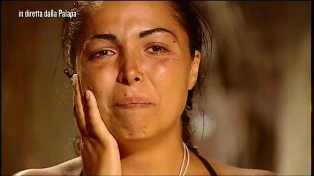 Finale Isola dei Famosi, lacrime per Nancy Coppola. La cantante mai in nomination
