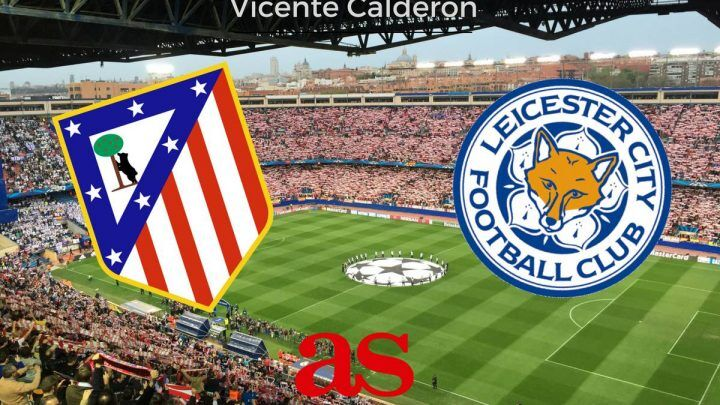 Atletico Madrid – Leicester City in streaming live gratis