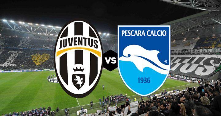 Dove vedere Pescara  – Juventus: in streaming gratis, in diretta tv