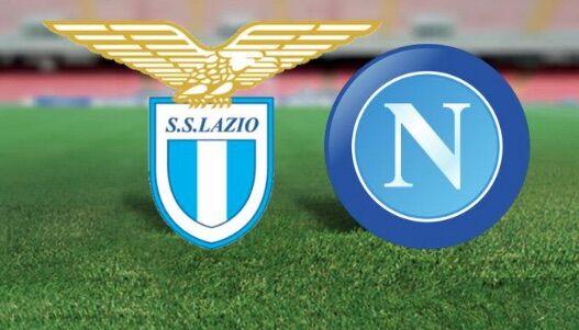 Dove vedere Lazio – Napoli in streaming gratis live e in diretta
