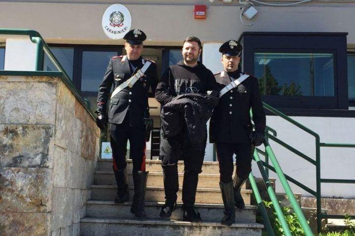 Ercolano, arrestato Ciro Scognamiglio: imponeva il racket a una paninoteca