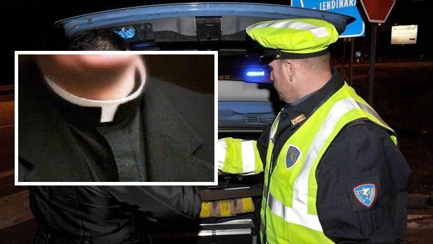 Ferrara, guida ubriaco ed investe agente: arrestato prete