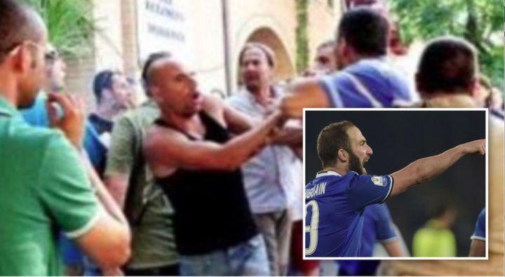 Castellammare di Stabia, juventino esulta al gol di Higuain: scoppia la lite in condominio