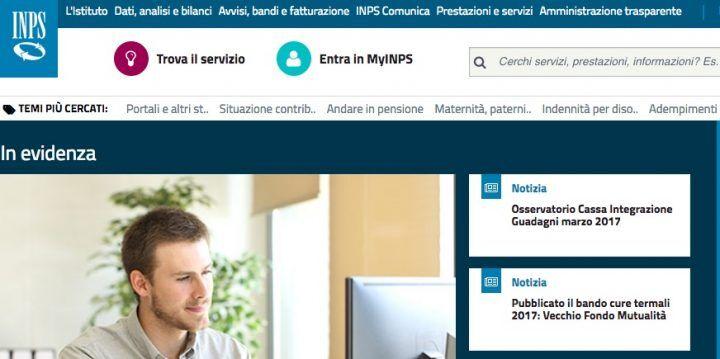"""Inps, pubblicata la graduatoria """"Home Care Premium"""". E' online"""