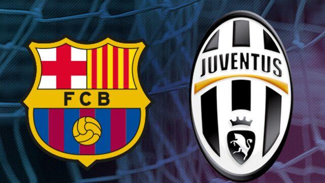Juventus – Barcellona in diretta streaming gratis