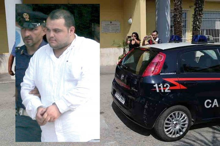 Ercolano, arrestato il boss Michele Ascione