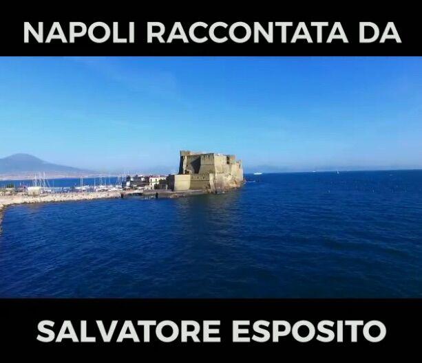 Napoli raccontata da Salvatore Esposito, ecco il video di 'Genny Savastano'