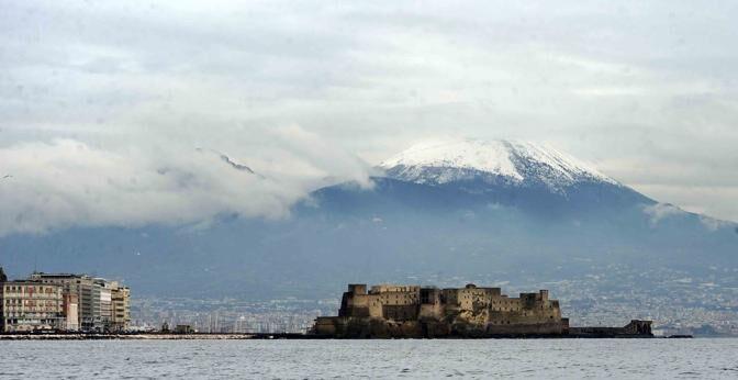 Meteo Napoli, ondata di gelo nei prossimi giorni: ecco le previsioni