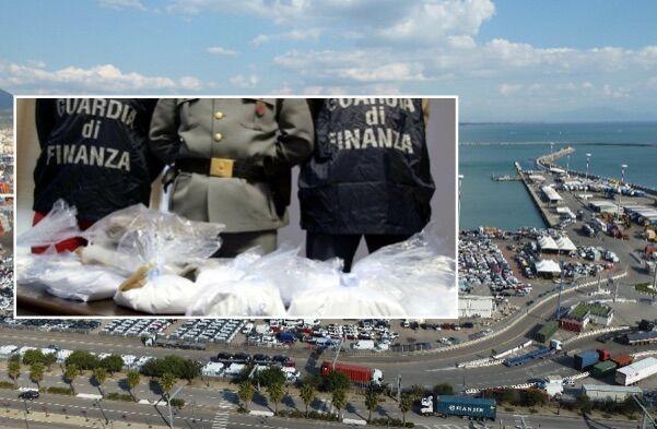 Cocaina dall'Ecuador al porto di Salerno, sgominato gruppo di narcos vesuviani. I NOMI