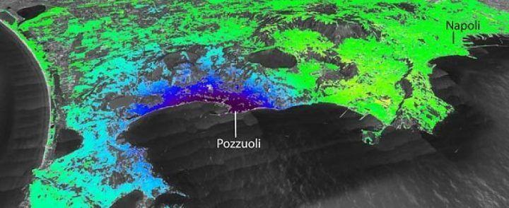 Campi Flegrei, è irrequieto il vulcano più pericoloso d'Europa: ecco il video che simula l'eruzione