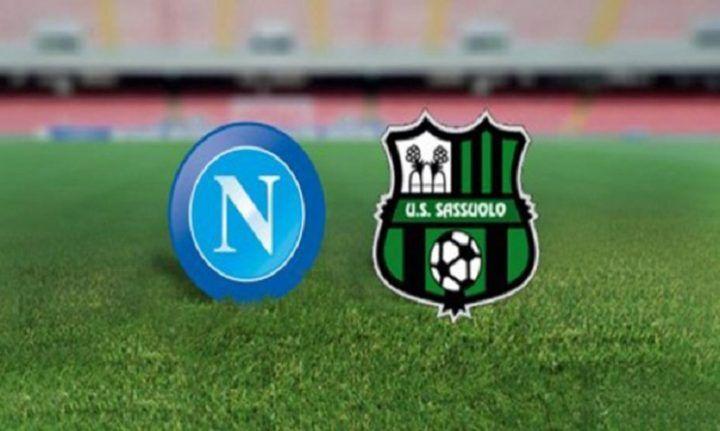 Dove vedere Sassuolo – Napoli gratis: in diretta tv, streaming live