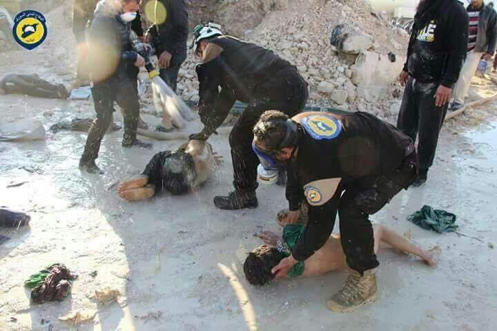 Isis, attacco con gas chimici in Iraq