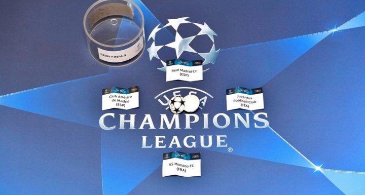 Sorteggio Champions League: la Juventus incontra il Monaco