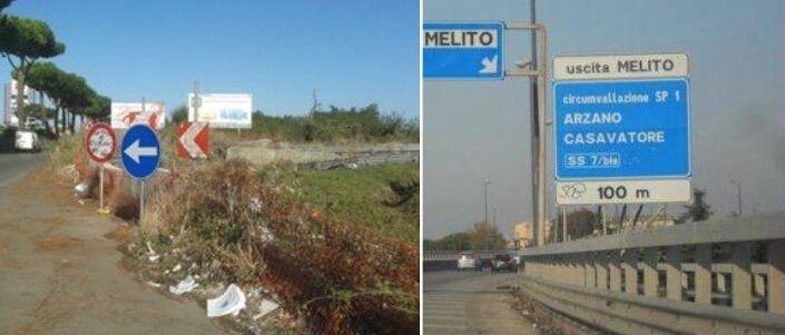 Svincolo circumvallazione-asse mediano di Melito, parte la gara d'appalto