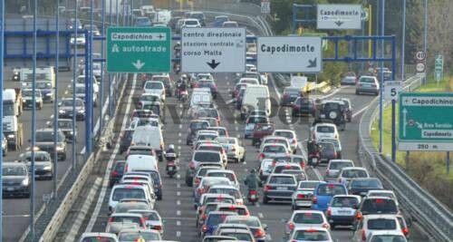 Tangenziale di Napoli, appalti truccati: 5 misure cautelari