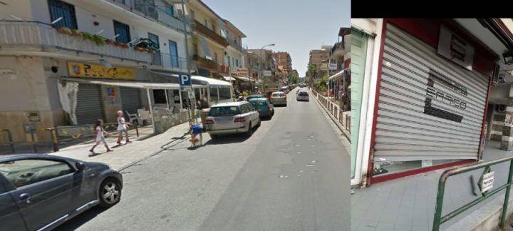 Mugnano, un altro tentato raid alla gioielleria Errico di via Napoli. VIDEO