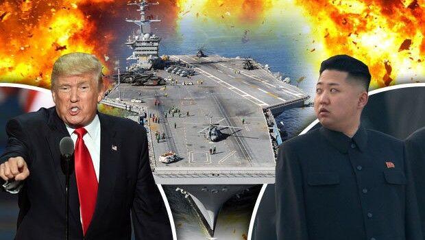 """Usa e Corea: concreta l'ipotesi di una guerra: """"Faremo test nucleari"""""""