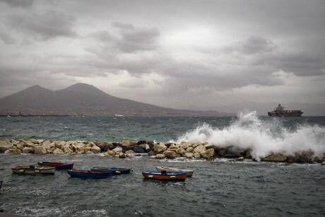 Meteo in Campania: dite addio al weekend di mare, ritorna il freddo