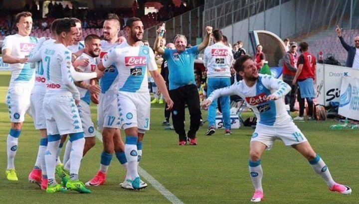 Calcio Napoli, Dries Mertens ha compiuto 30 anni: festa dopo la partita