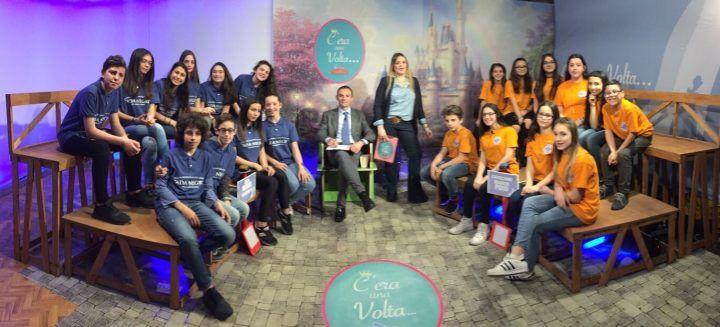 """""""C'era una Volta"""" verso le semifinali, altra sfida questa sera alle 21.10 su Teleclubitalia"""