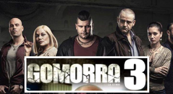 Gomorra 3, la data ufficiale di uscita: anticipazioni
