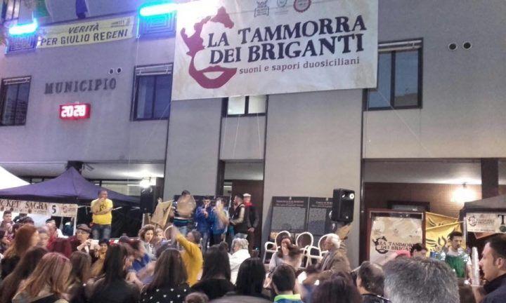 La Tammorra dei Briganti, Giugliano il prossimo fine settimana diventerà la Capitale del regno delle due Sicilie