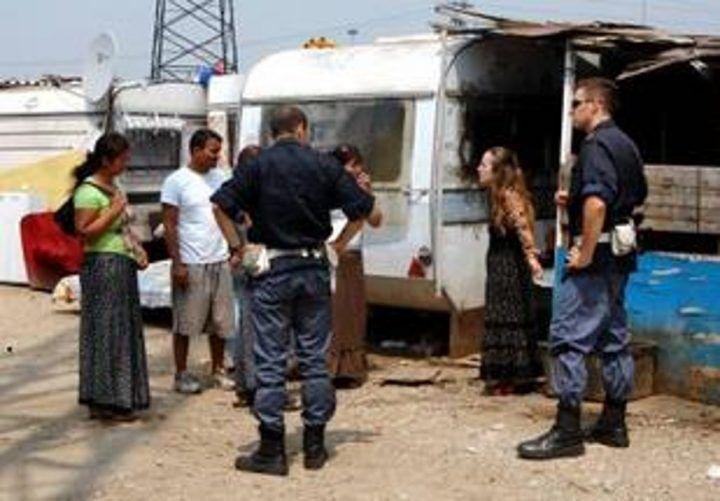 Secondigliano, bloccate tre donne rom di Giugliano. Evitato linciaggio