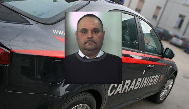 Camorra a Teverola, 42enne arrestato per racket