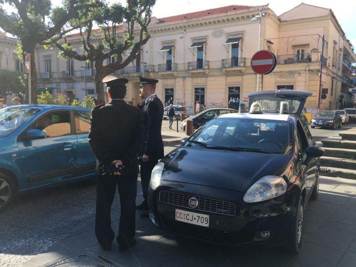 Giugliano-Qualiano-Sant'Antimo, Alto Impatto dei Carabinieri: quattro arresti