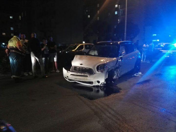 Giugliano, tremendo incidente in via Pigna: tre feriti. FOTO