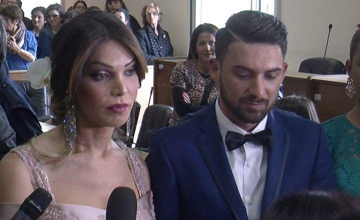 """Aversa. La sposa trans Alessia Cinquegrana: """"Ora mi guardano male"""""""